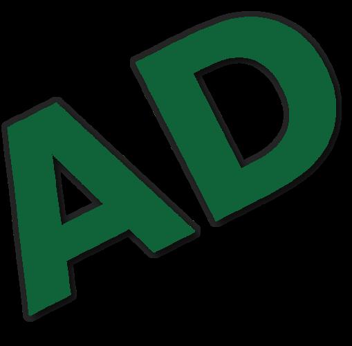 AD sign